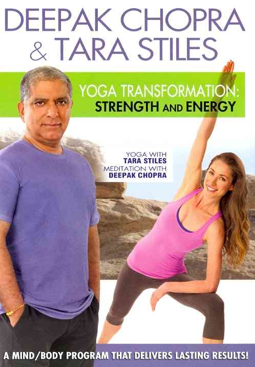 DEEPAK CHOPRA YOGA TRANSFORMATION:STR BY CHOPRA,DEEPAK (DVD)
