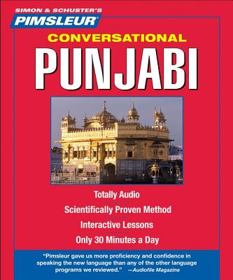 [CD] Punjabi, Conversational By Pimsleur